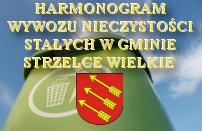 Harmonogram wywozu odpadów komunalnych na 2015 rok